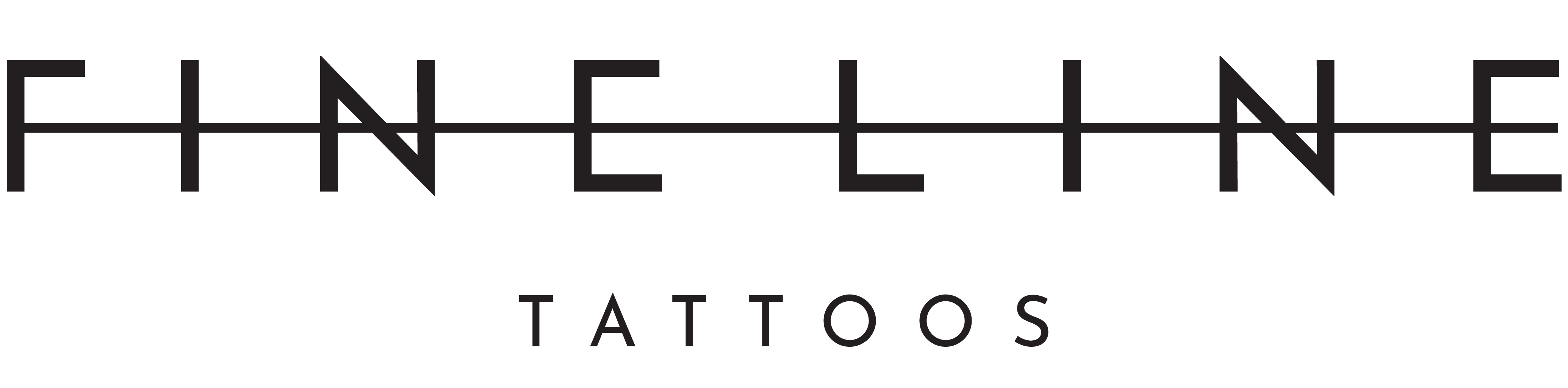Fine Line Tattoos